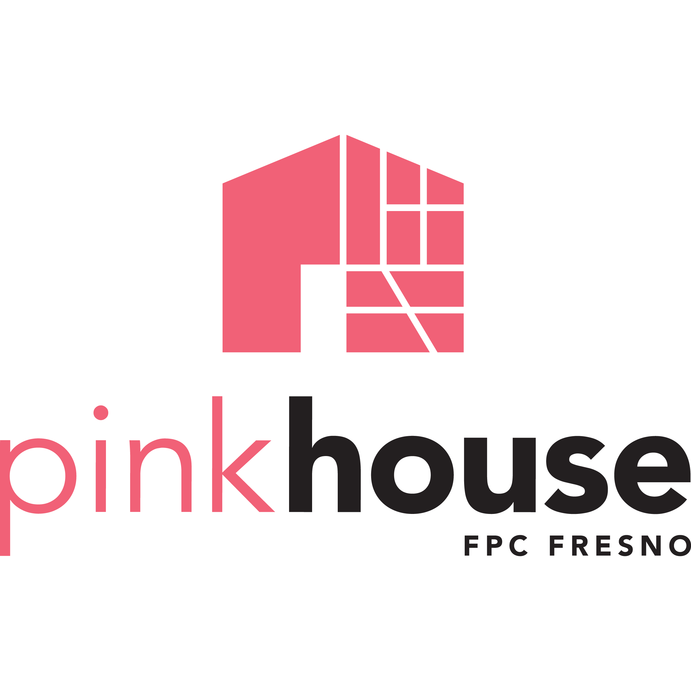 The Pink House Ministry Logo