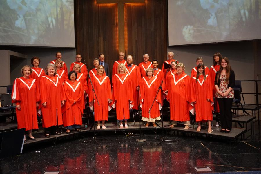 Chancel Choir 2015