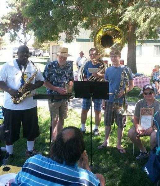 Fresno/Central/Edison Band
