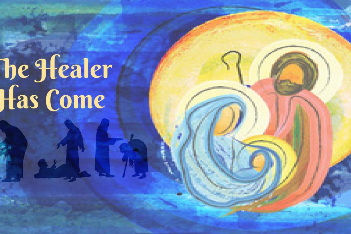 The Healer Has Come : For The Nations