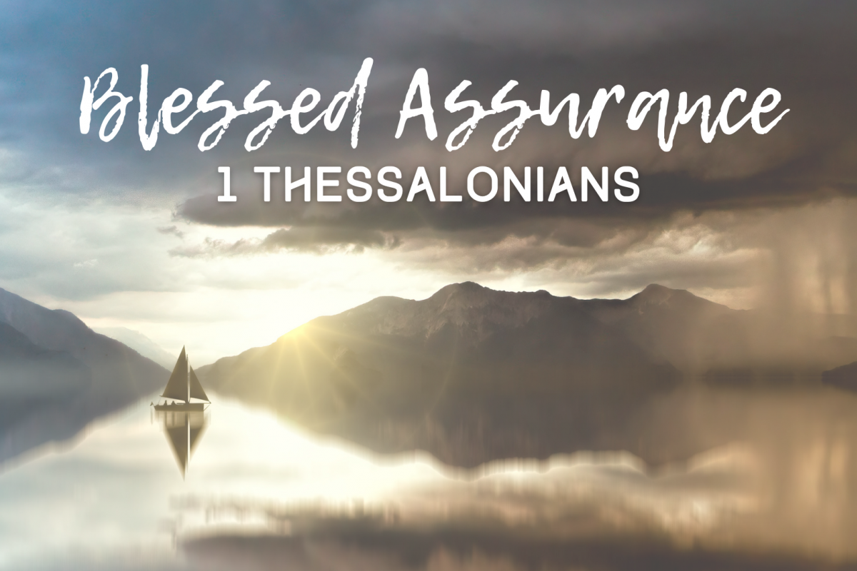 Blessed Assurance: Instructions for peace