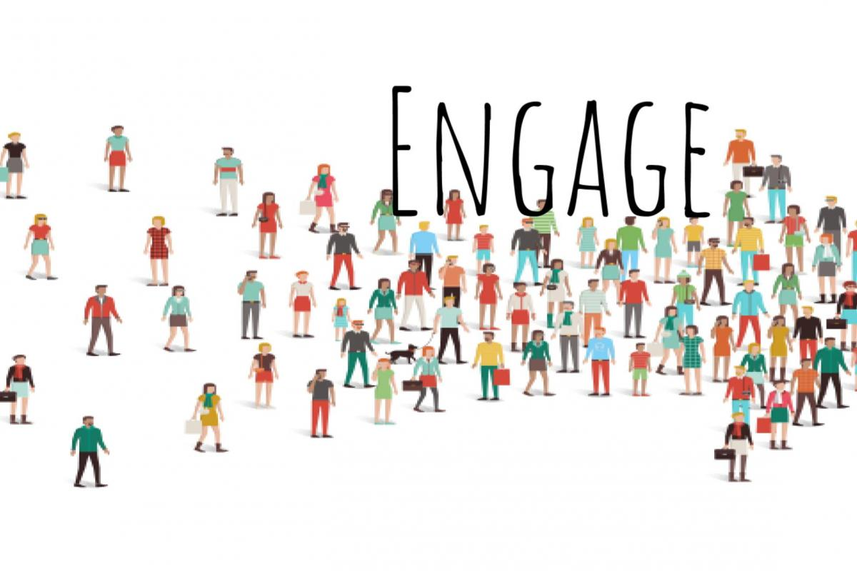 Engage: In Deeper Relationship with Christ