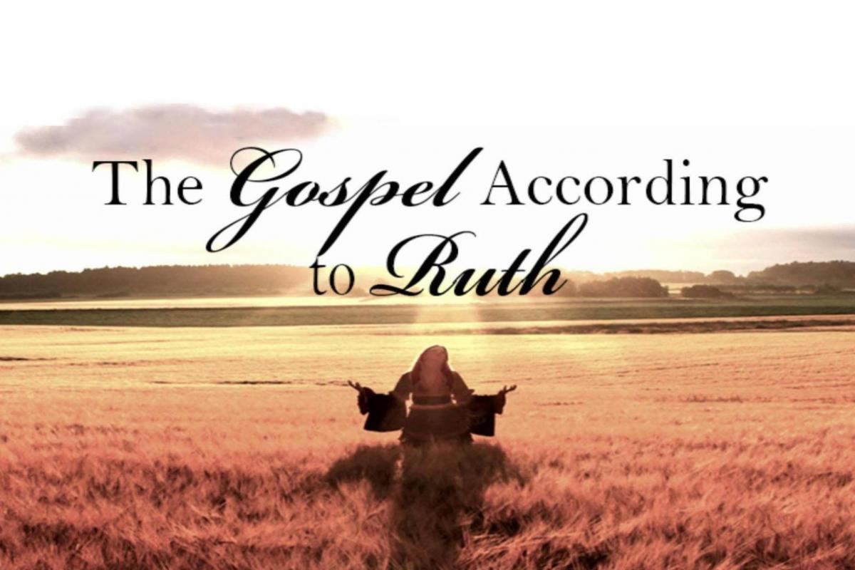 The Gospel According to Ruth:  Putting Yourself at His Feet